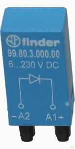 Finder Freilaufdiode 6.. 220VDC für Fas. 94.82/83/84 99.80.3.000.00