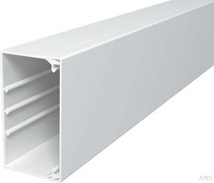 OBO Bettermann Wand+Deckenkanal mit Obert. 60x110mm,PVC WDK60110LGR (2 Meter)