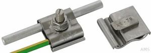Dehn+Söhne Uni-Erdungsklemme M8 Rd8-10mm+4-50qmm 540 250