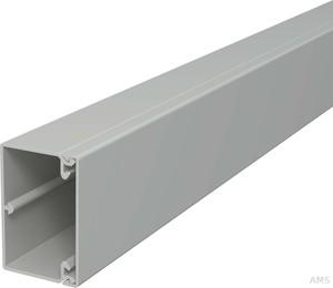 OBO Bettermann Wand+Deckenkanal mit Obert. 40x60mm,PVC WDK40060GR (2 Meter)