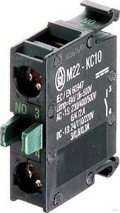 Eaton / Möller Kontaktelement 1Ö, Boden M22-KC01