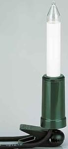 Hellum Schaftkerzenkette 846003 für Außenbeleuchtung