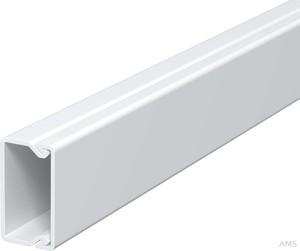 OBO Bettermann Wand+Deckenkanal 15x30mm,PVC WDK15030RW (2 Meter)