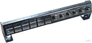 Homeway Verteilerfeldrahmen für 6x MVFKS1+6xKoax HW-VFMU6/6