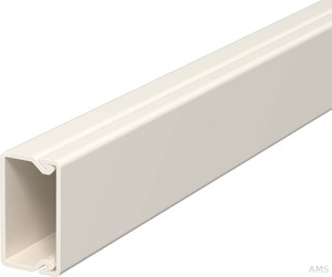 OBO Bettermann Wand+Deckenkanal 15x30mm,PVC WDK15030CW (2 Meter)