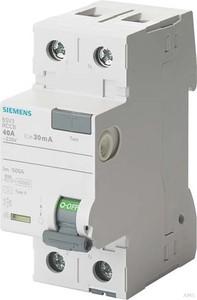 Siemens FI-Schutzschalter 16A,1+N,10mA,230V 5SV3111-6
