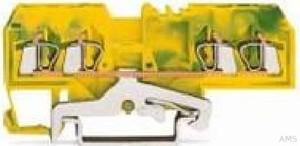 WAGO Schutzleiterklemme 0,5-2,5mmq gn/gelb 280-677