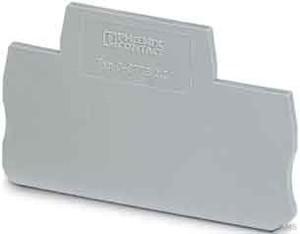 Phoenix Contact Deckel 67,5x2,2x47,5mm grau D-STTB 2,5