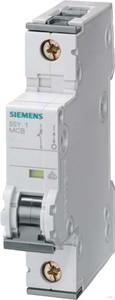 Siemens LS-Schalter C6A,1pol,T=70,10kA 5SY4106-7