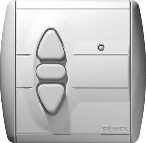 Somfy Inis Uno comfort Schalter, aP - Sonderposten (ohne Standard-Abdeckung !!!)