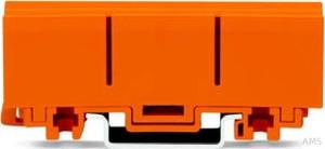 WAGO Befestigungsadapter orange 2273-500