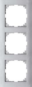 Merten Rahmen 3fach aluminium MEG4030-3660