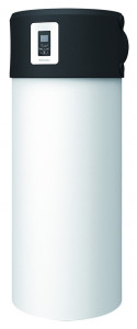 Glen Dimplex Warmwasserwärmepumpe DHW 300D mit Abtauuung für die Nutzung von geringen Ablufttemperaturen bis -8°C ( 373020 )
