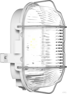 RZB Zimmermann Ovalleuchte LED 9,1W 501030.009