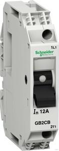 Schneider Electric Sicherungsautomat 1pol. 0,5A GB2CB05 (1 Stück)