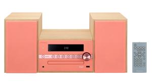 Pioneer XCM56D Buche-Apricot Micro-System DAB+,BT,NFC