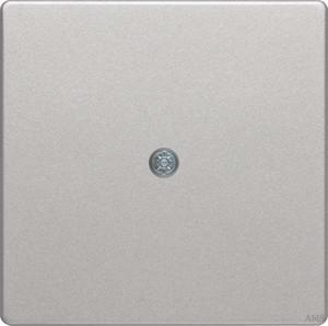 Berker Zentralstück aluminium lack Kabelausl+VDo-Anschl 10196084