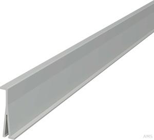 OBO Bettermann Trennwand PVC,grau 2371 60 (2 Meter)