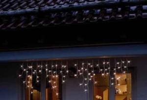 Hellum LED-Verlängerungs-Set für Eislichtvorhang 555349