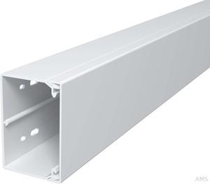 OBO Bettermann Wand+Deckenkanal mit Obert. 60x90mm,PVC WDK60090RW (2 Meter)