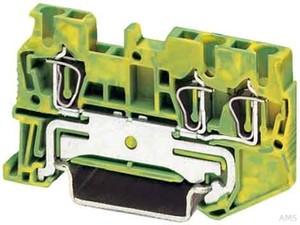 Phoenix Contact Schutzleiterklemme 0,08-4qmm gn-ge ST 2,5-TWIN-PE