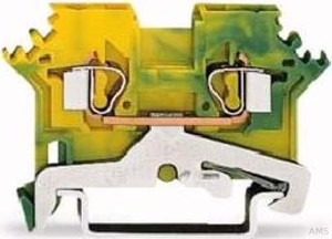 WAGO Schutzleiterklemme 0,08-2,5mmq gn/gelb 280-607