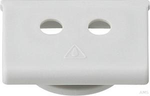 Gira 001230 Kabeleinführung 2fach wassergeschützt Aufputz Grau