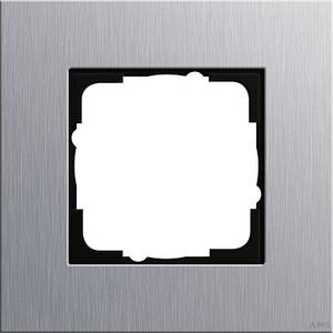 Gira 021117 Abdeckrahmen 1fach Esprit Aluminium