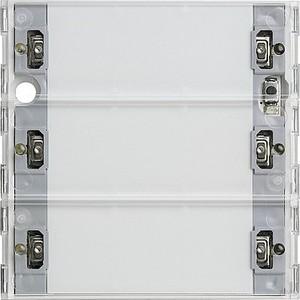Gira 513300 KNX Tastsensor 3 Komfort 3fach System 55