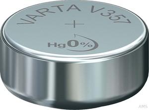 Varta V357 Knopfzelle High Drain