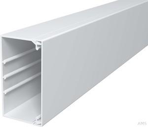 OBO Bettermann Wand+Deckenkanal mit Obert. 60x110mm,PVC WDK60110RW (2 Meter)