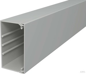 OBO Bettermann Wand+Deckenkanal mit Obert. 60x110mm,PVC WDK60110GR (2 Meter)