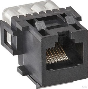 Gira 004500 Buchse Modular Jack AMP 8pol Zubehör