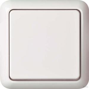 Elso UP-Universalschalter IP44 EINSAETZE perlweiß 221600