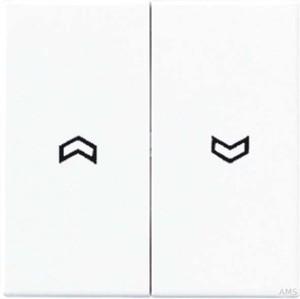 Jung Wippe Symbole alpinweiß (aws) für Jal. Wippschalter A 595 P WW