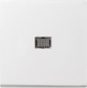 Gira 029803 Wippe Kontrollfenster groß System 55 Reinweiß glänzend