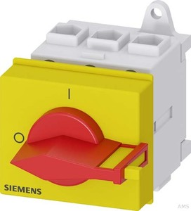 Siemens Haupt-/Not-Aus-Schalter 3p. 32A 11,5kW/400V 3LD2230-0TK13