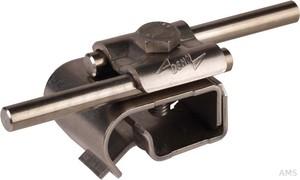 Dehn+Söhne Dachrinnenklemme NIRO für Wulst 16-22mm 339 059