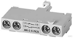 Eaton / Möller Normalhilfsschalter 1S1Ö, Einbau NHI-E-11-PKZ0