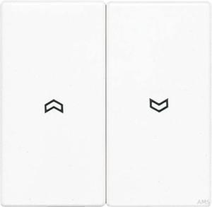 Jung Wippe Symbole alpinweiß (aws) für Taster LS 995 P WW