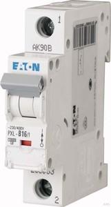 Eaton / Möller LS-Schalter mit Beschrift. B 16A, 1p PXL-B16/1