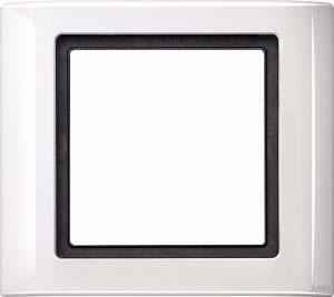 Merten Rahmen 1-fach polarweiß (pws) 400119