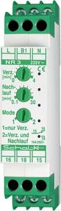 Schalk Nachlaufrelais mit Einschaltverzögerung NR 3 230V AC