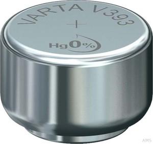 Varta V393 Knopfzelle High Drain