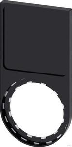 Siemens Schildträger flach,schwarz 3SU1900-0AJ10-0AA0 (10 Stück)