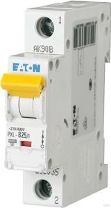 Eaton / Möller LS-Schalter mit Beschrift. B 25A, 1p PXL-B25/1
