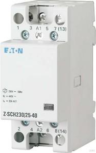 Eaton / Möller Installationsschütz 230VAC/25A/4S Z-SCH230/25-40