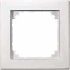 Merten Rahmen 1-fach polarweiß (pws) 484119