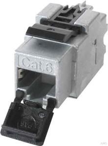 Telegärtner Staubschutzkappe schwarz für AMJ/STX-Modul B00001A0016W (100 Stück)