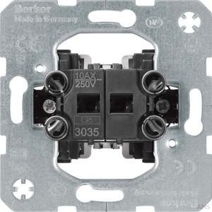 Berker Wipp-Serienschalter UP 10A beleuchtbar 3035